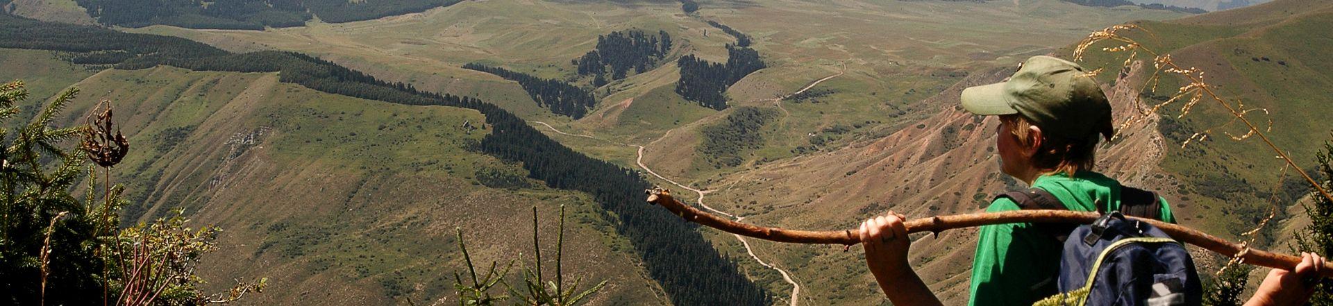טיול מאורגן לקירגיזסטן -  אל חבלי ארץ בתוליים, שבטים נודדים ומנהגים פגאניים