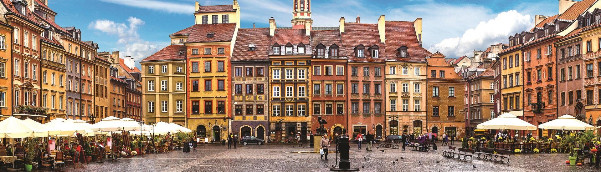 טיול מאורגן לפולין 10 ימים - ישן מול חדש, מורשת יהודית, תרבות והיסטוריה, נופים וטבע